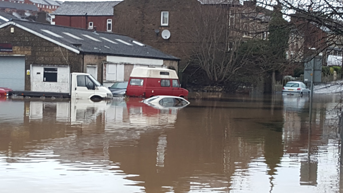 flooding images