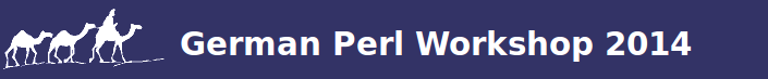 German Perl Workshop Logo