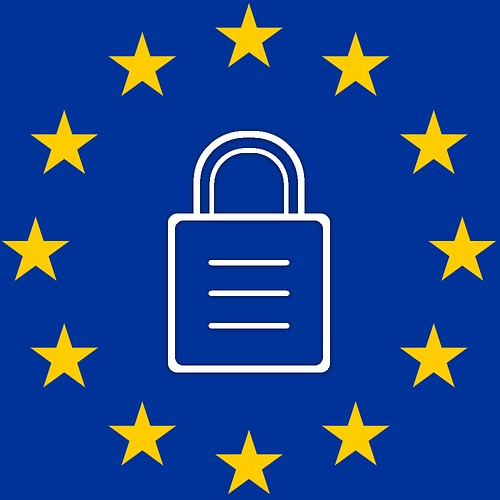 GDPR and Security Logo